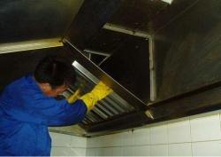长沙油烟管道清洗时需要留意那些问题?