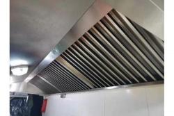 坤泰清洁对于大型油烟管道清洗的操作流程是怎样的?