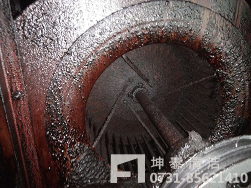 长沙大型油烟机清洗